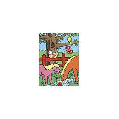"""Картина по номерам для малышей Royal&Langnickel """"На ферме"""", 22,5х29,8 см Royal&Langnickel"""
