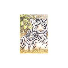 "Картина по номерам Royal&Langnickel ""Белые тигры"", 22х29 см Royal&Langnickel"