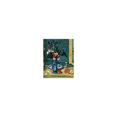 """Картина по номерам на холсте Гризайль Royal&Langnickel """"Голубая ваза"""", 28х35 см Royal&Langnickel"""