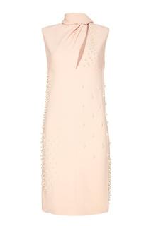 Платье с жемчужинами Stella Mc Cartney