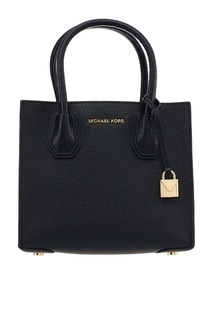 Маленькая черная сумка Mercer Michael Kors