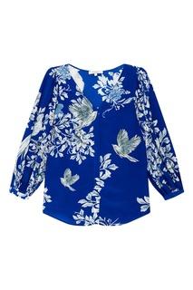 Блузка с цветочным принтом Akhmadullina Dreams