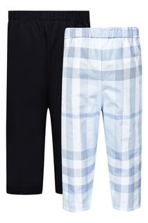 Двусторонние детские брюки Burberry Children