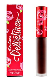 Матовая помада VELVETINES SALEM 2,6 ml Lime Crime