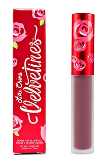 Матовая помада VELVETINES GIGI 2,6 ml Lime Crime