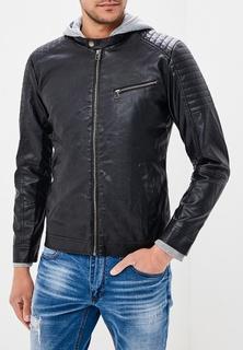 Куртка кожаная Piazza Italia