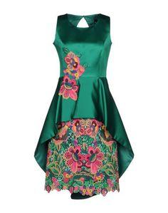 Платье до колена Sara Ruiz by MSA