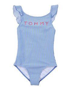 Слитный купальник Tommy Hilfiger