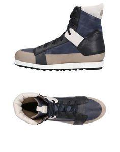 Высокие кеды и кроссовки Malloni