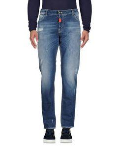 Джинсовые брюки Cedilla