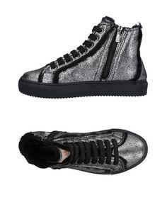 Высокие кеды и кроссовки Manufacture Dessai