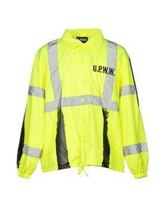 Легкое пальто U.P.W.W.