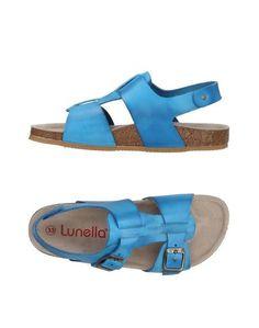 Сандалии Lunella