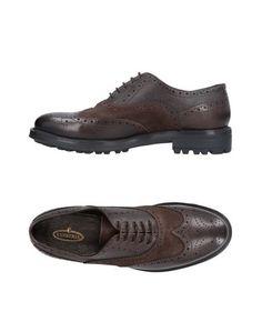 Обувь на шнурках Cuoieria
