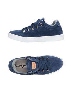 Низкие кеды и кроссовки Savoy