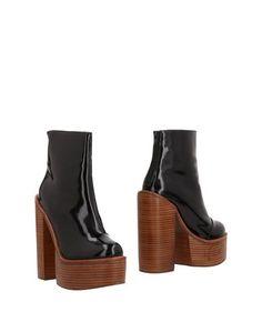 Полусапоги и высокие ботинки Jeffrey Campbell