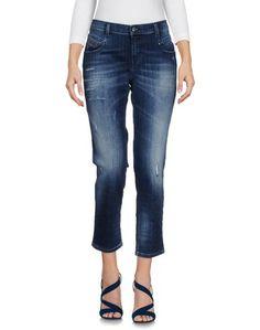 Джинсовые брюки-капри Diesel