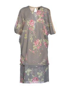 Короткое платье McQ Alexander Mc Queen