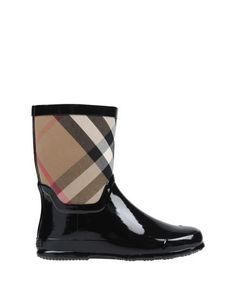 Полусапоги и высокие ботинки Burberry