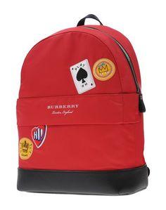 Рюкзаки и сумки на пояс Burberry