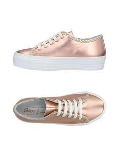 Низкие кеды и кроссовки Chiara Luciani