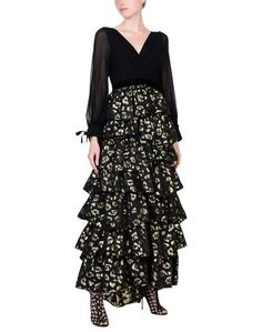 Длинное платье Christian Pellizzari