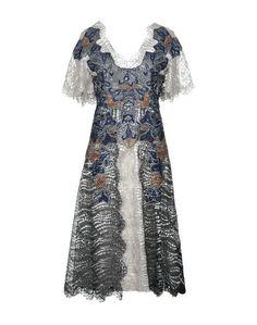Платье до колена Jonathan Simkhai