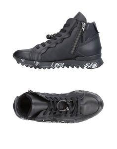 Высокие кеды и кроссовки Alberto Venturini