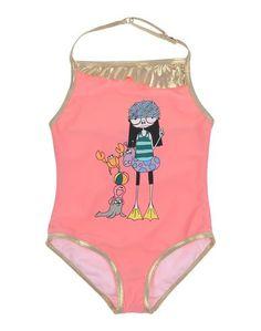 Слитный купальник Little Marc Jacobs