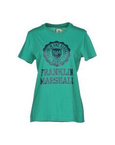 Футболка Franklin & Marshall
