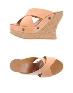 Обувь на танкетке ChloÉ