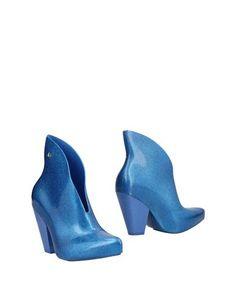 Полусапоги и высокие ботинки Vivienne Westwood Anglomania + Melissa