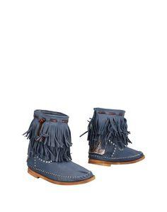 Полусапоги и высокие ботинки K055