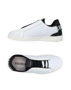 Низкие кеды и кроссовки Bikkembergs