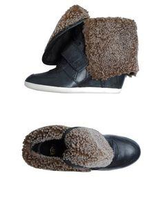 Обувь на танкетке Ash