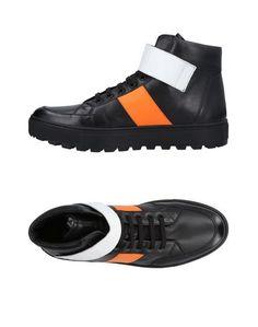 Высокие кеды и кроссовки Bikkembergs