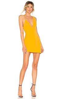 Облегающее мини-платье bracken - NBD