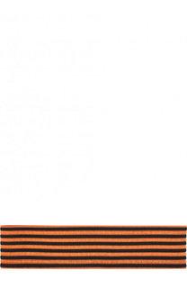 Текстильный ремень в полоску Vionnet