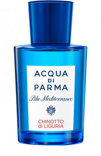 Туалетная вода Chinotto di Liguria Acqua di Parma