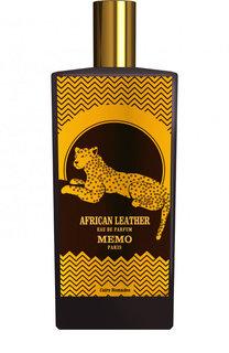 Парфюмерная вода African Leather Addict Edition Memo