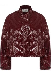 Укороченная куртка с воротником-стойкой 3.1 Phillip Lim