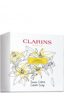 Парфюмированное крем-мыло Savon Creme Neroli Clarins