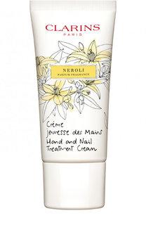 Крем для рук Jeunesse des Mains с ароматом нероли Clarins