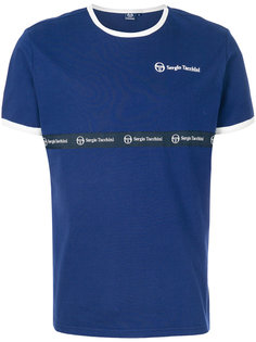 logo print T-shirt Sergio Tacchini