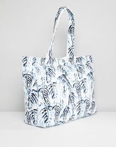 Пляжная сумка Jack Wills - Белый