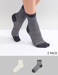 2 пары носков с люрексом Pretty Polly - Мульти