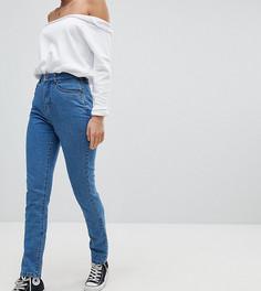Джинсы в винтажном стиле Noisy May Tall - Синий