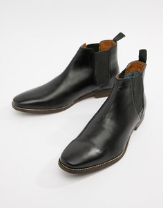 Черные ботинки челси Red Tape Tapton - Черный