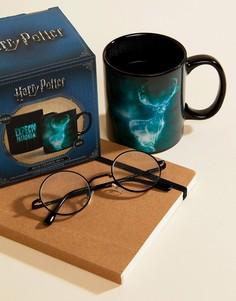 Кружка с меняющимся от тепла принтом Harry Potter Patronus - Мульти Paladone