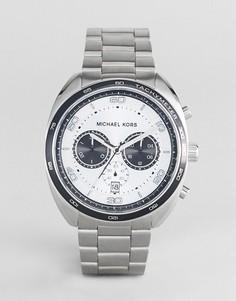 Наручные часы-хронограф Michael Kors MK8613 Dane - Серебряный